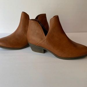 Faded Glory Women's Size 9 Ankle Boots
